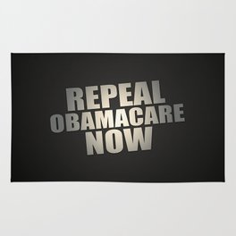 Repeal Obamacare Now Rug