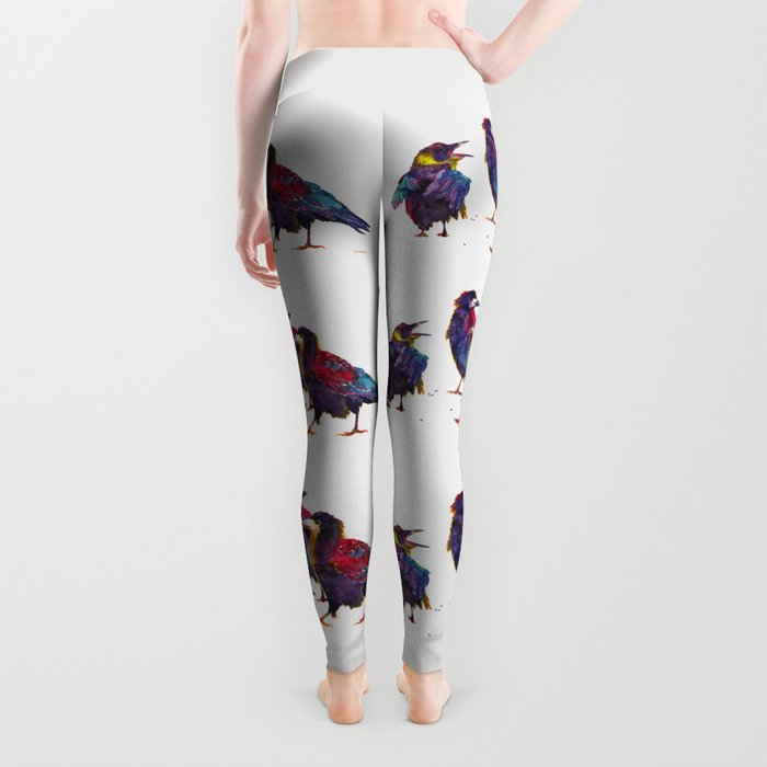 Ugly birds Leggings