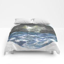 Silent Storm Comforters