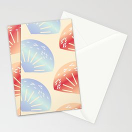 Geisha Maiko Summer Stationery Cards