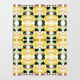 Pato Amarillo Poster
