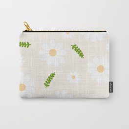 flower patterns Carry-All Pouch