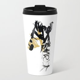 Giraffe. Urban Wildlife Travel Mug