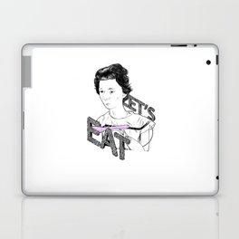 Let's Eat Laptop & iPad Skin