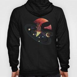 Lightning Bug Solar System Firefly Sun Star Stuff Metaphor  Hoody