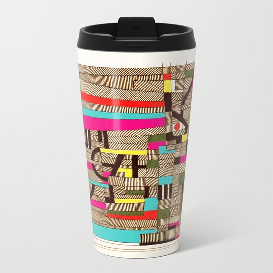 - architecture#02 - Metal Travel Mug