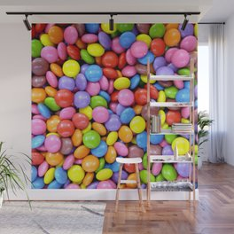 Candy!!! Wall Mural