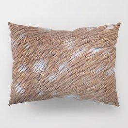 Deer Hide Pillow Sham