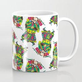 Warrior God Coffee Mug