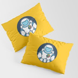 Space Candy Pillow Sham
