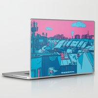 budapest Laptop & iPad Skins featuring Budapest by Zsolt Vidak