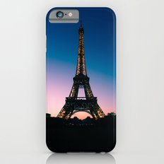 Eiffel Tower at Sunset iPhone 6s Slim Case