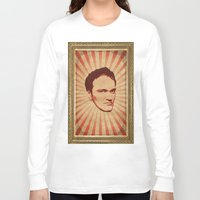 quentin tarantino Long Sleeve T-shirts featuring Tarantino by Durro