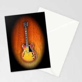 Wonderful Gibson ES-335 Stationery Cards