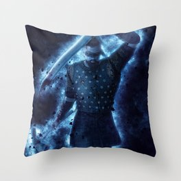 Wikinger 2 Throw Pillow