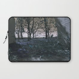 Purple Sea Laptop Sleeve