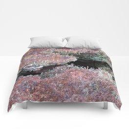 Mousse et lichen Comforters