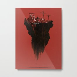 Red Friday Metal Print