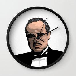 Mr. M Wall Clock