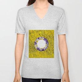 Floral Blooms I Unisex V-Neck