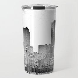 The Windy City. Travel Mug