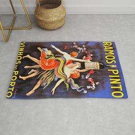 Vintage poster - Ramos Pinto Rug