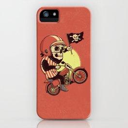 Skull Rider iPhone Case