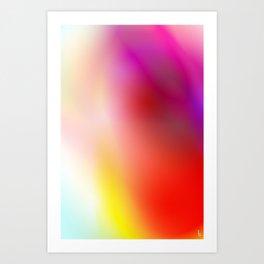 Passion Vortex Art Print