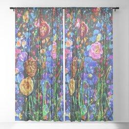 Garden Path Sheer Curtain