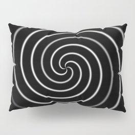 Licorice Swirl Pillow Sham