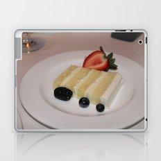 Slice of a Wedding Cake Laptop & iPad Skin