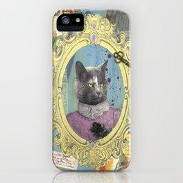 """Priscilla """"Pippi"""" Durant iPhone Case"""