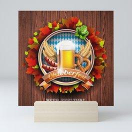 Oktoberfest Mini Art Print