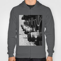 Rail Wheel Hoody