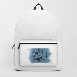Coffee and Snuggles Backpack