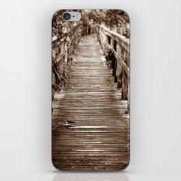 Walk to Whale Head Bay iPhone Skin