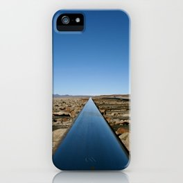 Long Line to Bolivia iPhone Case