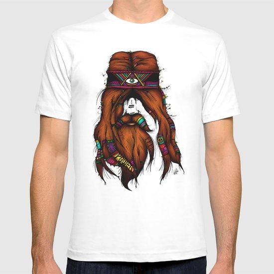 Feel, Peace, Love & Power (Color Version) T-shirt