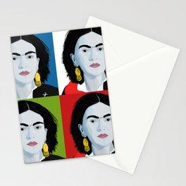 Four Fridas Stationery Cards