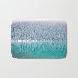 Arctic Blue Bath Mat
