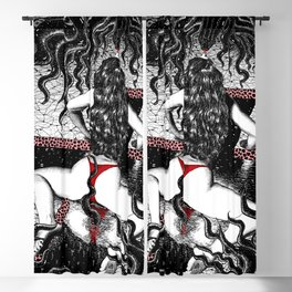 Hydra´s Kiss Blackout Curtain