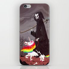 DON'T FEAR THE REAPER iPhone & iPod Skin