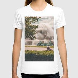 Fountain View 2 T-shirt