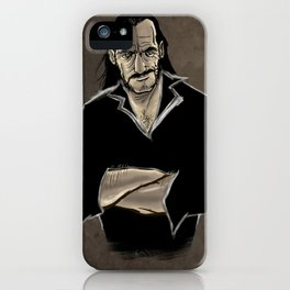 The Real Ace of Spades iPhone Case