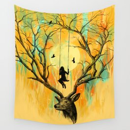 Playmate Wall Tapestry