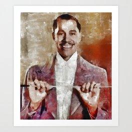 Cab Calloway, Music Legend Art Print
