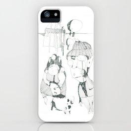 Untitled2 iPhone Case