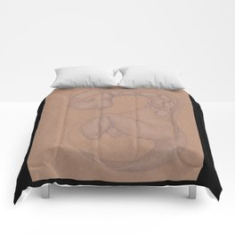 Specimen #18f (fetal) Comforters