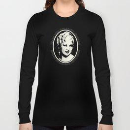 Mae West Long Sleeve T-shirt