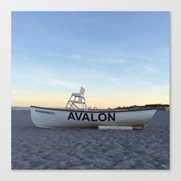 Avalon, NJ Canvas Print